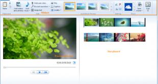 دانلود نرم افزار Windows Movie Maker برای ویندوز 7 و 8 و 8.1 و 10 - مووی میکر