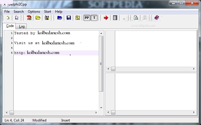 Photo of Delphi2Cpp Professional 1.6.3- مبدل کدهای دلفی به ++C