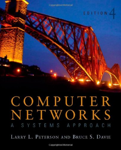 Photo of دانلود رایگان کتاب COMPUTER NETWORKS A SYSTEM APPROACH 4/E 4th Edition