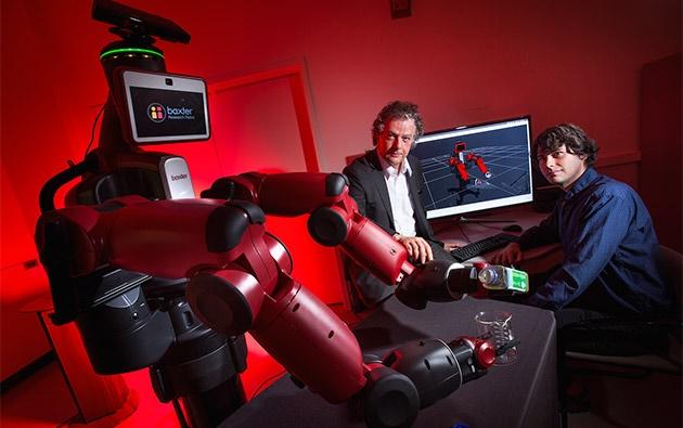 Photo of ربات هایی که به طرز باورنکردنی قدرت یادگیری دارند