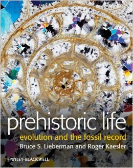 Photo of دانلود کتاب  Prehistoric Life-Evolution and the Fossil Record