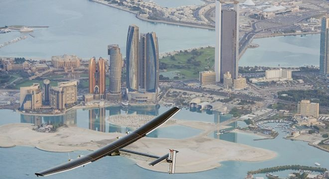 Photo of شروع پرواز هواپیمای خورشیدی برای گردش دور زمین