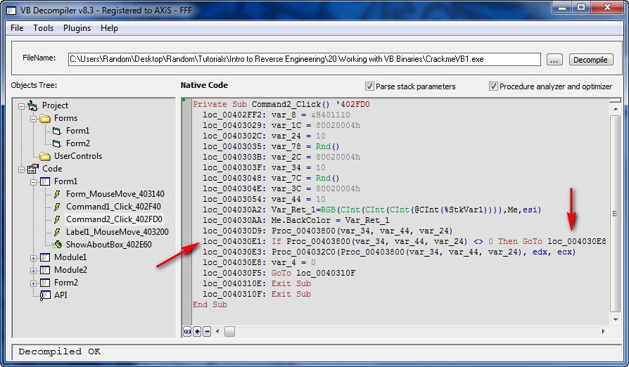 Photo of دانلود ورژن جدید نرم افزار VB Decompiler Pro