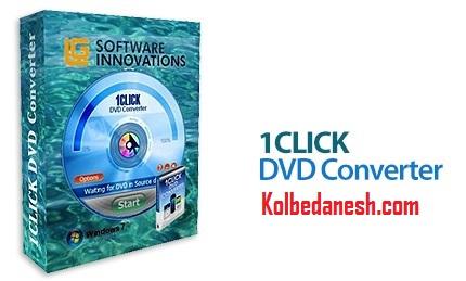 1CLICK DVD Converter-Kolbedanesh.com