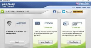 دانلود ZoneAlarm Free Firewall