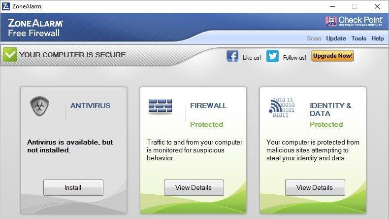 Photo of ZoneAlarm Free Firewall 15.2.504.17681 دیوار آتش قدرتمند و رایگان