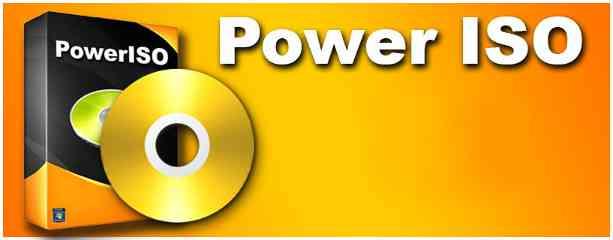 دانلود PowerISO v7.1 - نرم افزار ساخت و مدیریت Image