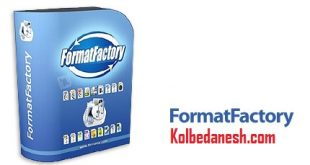 Format factory - kolbedanesh.com