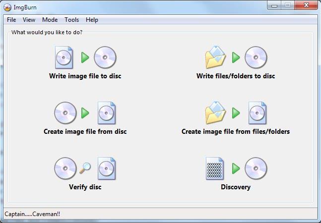 Photo of دانلود برنامه ImgBurn v2.5.8.0 – نرم افزار رایت سی دی و دی وی دی