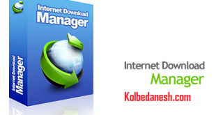 Internet Download Manager - Kolbedanesh.com
