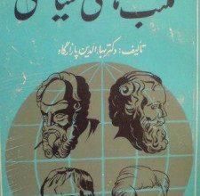 Photo of دانلود کتاب مکتب های سیاسی و فرهنگ مختصر عقاید و مرام های سیاسی